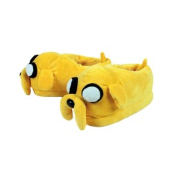 Adventure Time  Jake Plush Slippers / Hora de Aventuras