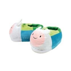 Adventure Time Finn Plush Slippers / Hora de Aventuras