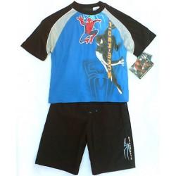 Conjunto SPIDERMAN·3 Camiseta + Bermudas