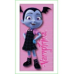 Vampirina Beach Towel 70 x 140 cm 100% Polyester (Exclusive Model) NM
