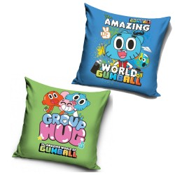 Amazing Gumball Cover for Cushion Pillow 40cm 16 Inch Double Face Set of 2 Pieces Official