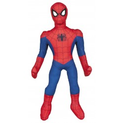 Spiderman Plush Toy Figure 12 Inches Standing Pose Official