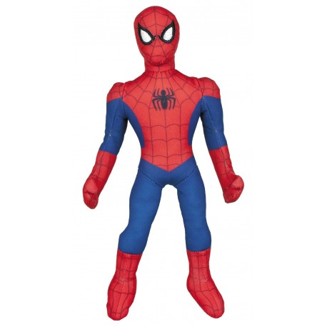 Peluche Spiderman 30cm Standing Pose Oficial Famosa Softies Pluch Figure Oficial Marvel