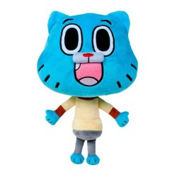 Amazing Gumball Plush Toy 8 Inches 18cm Offical