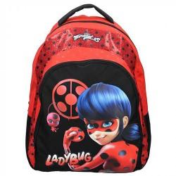 Backpack Miraculous Ladybug 44cm Pencilcase  School Bag X-Large