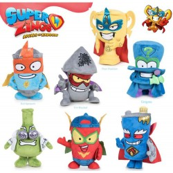 Super Zings Plush Figure 8 Inches 20cm Character Collection Original