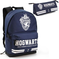 Backpack  Harry Potter Ravenclaw Large School Bag with Pencilcase