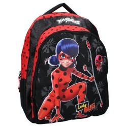 Backpack Miraculous Ladybug 45cm X-Large School Bag