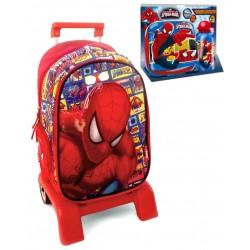 Mochila Carro Vengadores Avengers Trolley Marvel 36x27x12cm.