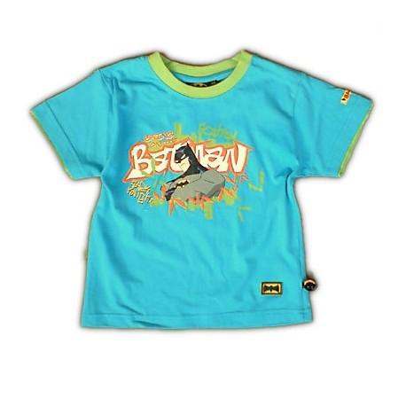 Camiseta BATMAN Grafiti Azul