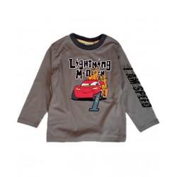 Camiseta CARS Rayo MacQueen M.Larga 6A