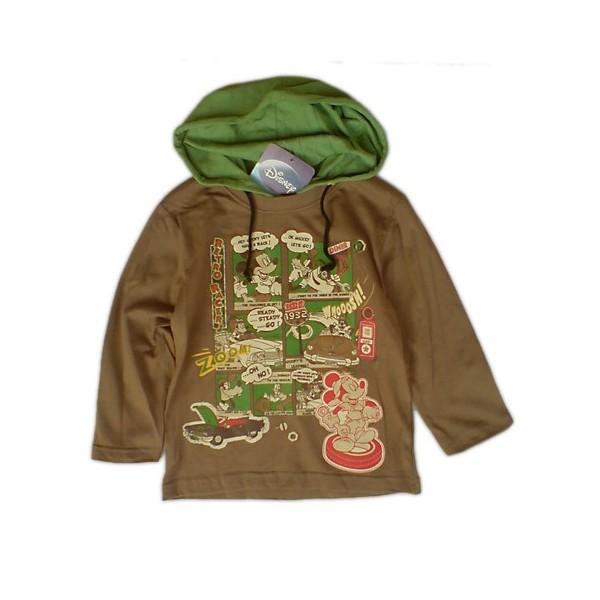 Camiseta-MICKEY-Retro-Racers-Verde