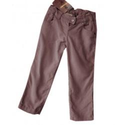 Pantalones FUNKY DIVA Pana Violeta